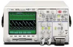 HP/AGILENT 54622D OSCILLOSCOPE, /LOGIC ANAL., DSO, 100 MHZ, 2/16 CH. 200MS/